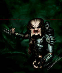 predator cropped by GrandMaster-J5
