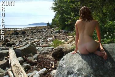 Moose Point - 1 by KurtKrueger