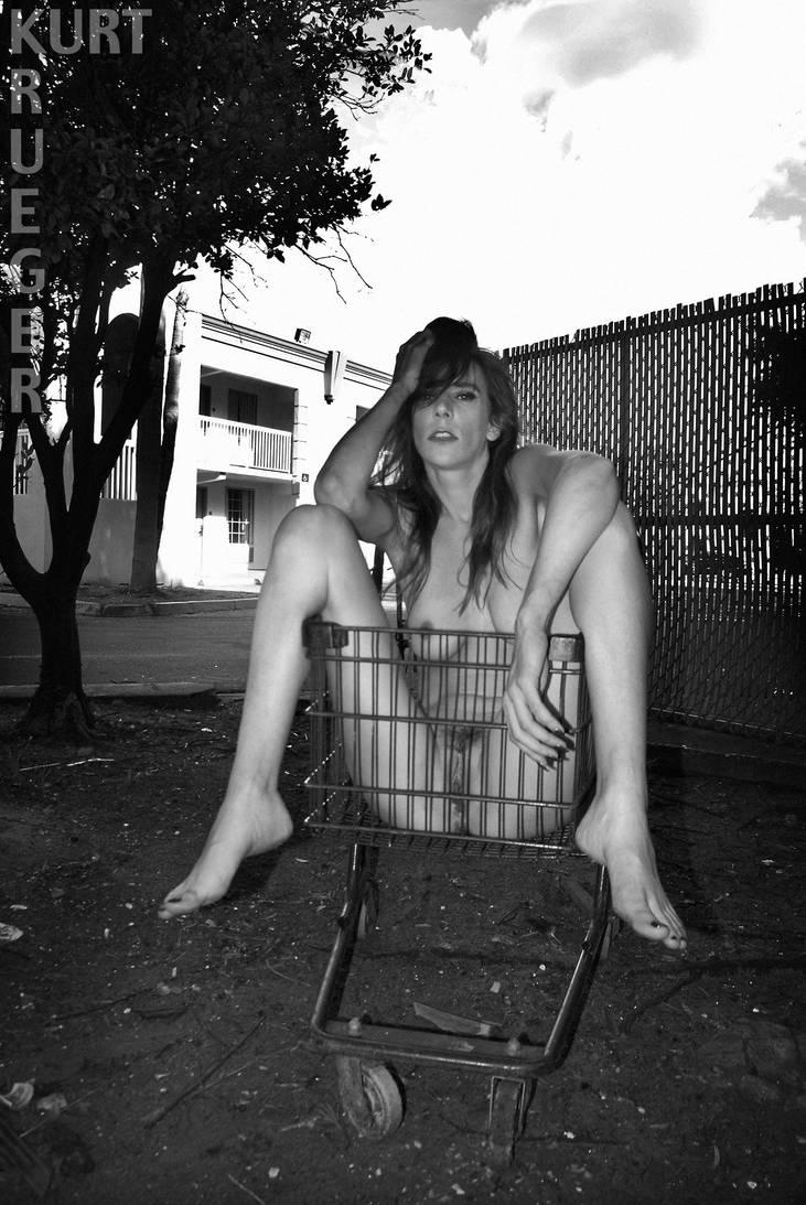 She Was A Real Basket Case! by KurtKrueger