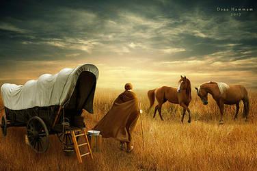 The Messenger by DoaaHammam