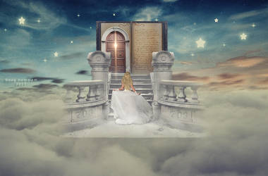 Dream book by DoaaHammam