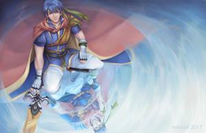 Reflected Heros by Miiyuni
