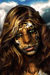 Tiger Trachtenberg by azrainman