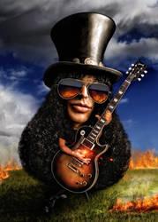 Slash and Burn by azrainman