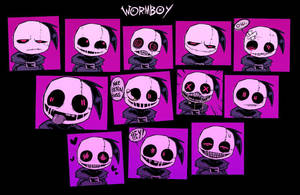 FACE MEAT by WORMBOYx