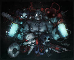SURGERY SQUAD by WORMBOYx