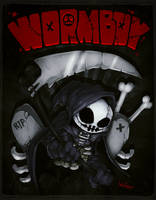WORMBOY: THE BLACK PLAGUE by WORMBOYx