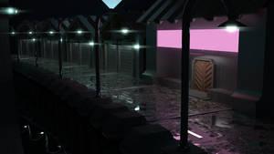 Hip Hog Heaven Pre-Render by DarkEcoKat