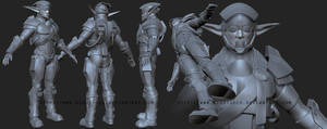 Krimzon Guard HD WIP by DarkEcoKat