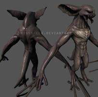 Darastryx WIP 3 by DarkEcoKat