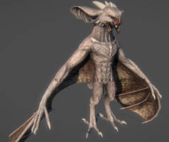 Darastryx WIP 4 by DarkEcoKat