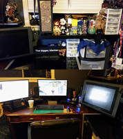Muh workspace by DarkEcoKat