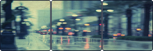 Rain N Cities by KIngBases