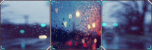 another rain decor by KIngBases