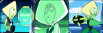 back when Peridot was cool   decor by KIngBases