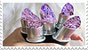 jeweled lipstick -stamp- by KIngBases