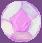 Rainbow Quartz (Rose) gem pixel -decor- by KIngBases