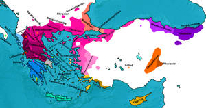 Map of Greek Dialects by Thumboy21