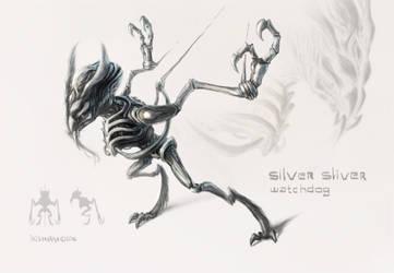sliver by irismarra