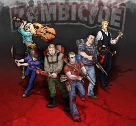 Zombicide by irismarra