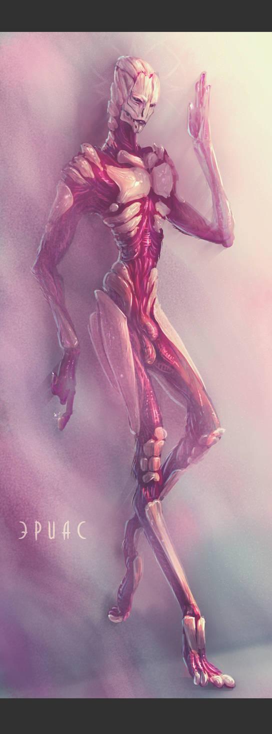 alien by irismarra
