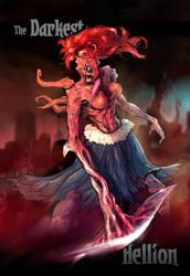 the Darkest Hellion by irismarra