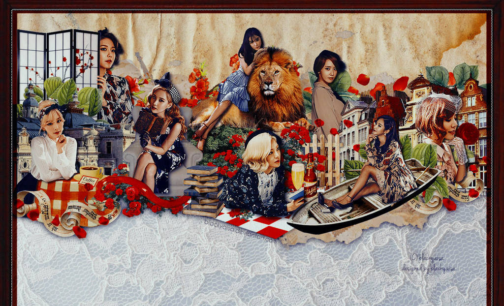 lion heart by blackyaisa