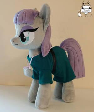 Maud Pie pony plush by JanellesPlushies
