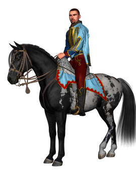 Hussar WIP by FreyrStrongart