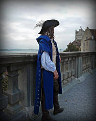 LARP - musketeer by JF-Cosplay