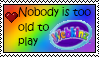 Webkinz Stamp by SketchyCharmander