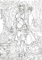Tannys- Hunter by LCFreitas
