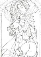 Dardara - Queen Demon by LCFreitas