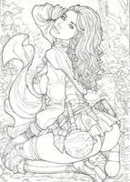 Laduriel -Alchemist by LCFreitas