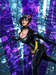 Catwoman by JoaoAlvarenga4