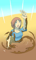 Quicksand Reach by Silkyfriction