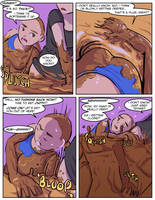 MUDSTUCK: Grip of the Quicksand 16 by Silkyfriction