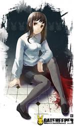 GATEKEEPER: Olivia Kane by boxno