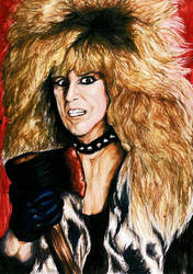 Lizzy Borden Vocalist by Sass-Haunted