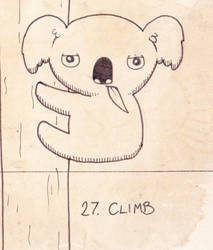 27. Climb by ScienceWithSteve