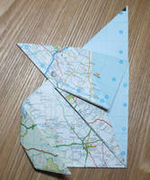 Paper Fox - Leaf - Mapped by Sableyes