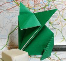 Leaf - Fox 365 Day One by Sableyes
