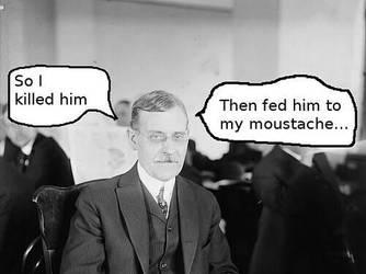 Movember #11 by Sableyes