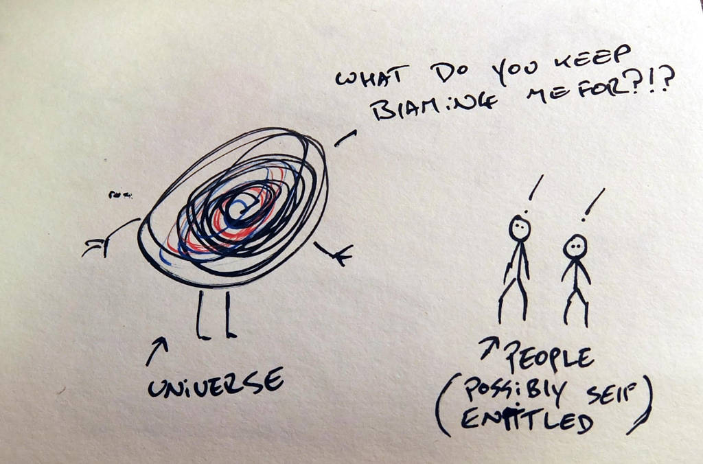 Universe by Sableyes