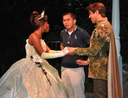 From Dr. King's Dream, Dreams For Tiana And Naveen by SantosPhillipCarlo