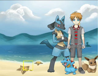 Pkmn Trainer My Way by leonstrong123