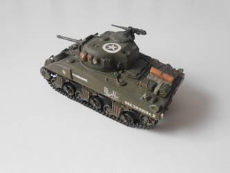 M4 Sherman by Modelisme74