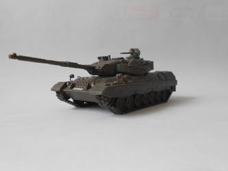 Leopard 1A5 by Modelisme74