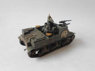 M7 HMC Priest by Modelisme74
