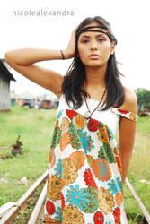 I am Pocahontas by nicurrr